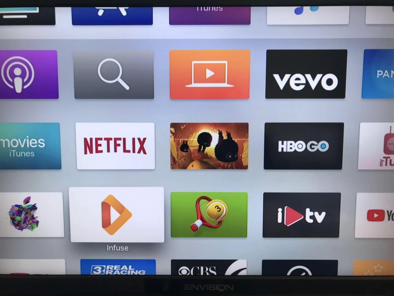 使用Apple tv4k使用感受